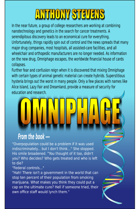 Omniphage Back Cover